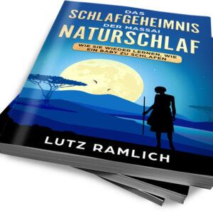 """e-Book """"Das Schlafgeheimnis der  Massai – Naturschlaf"""""""